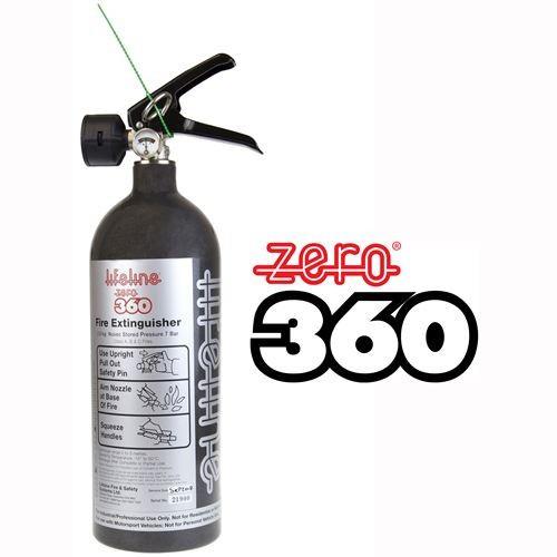 Lifeline Zero360 2kg Handheld Extinguisher
