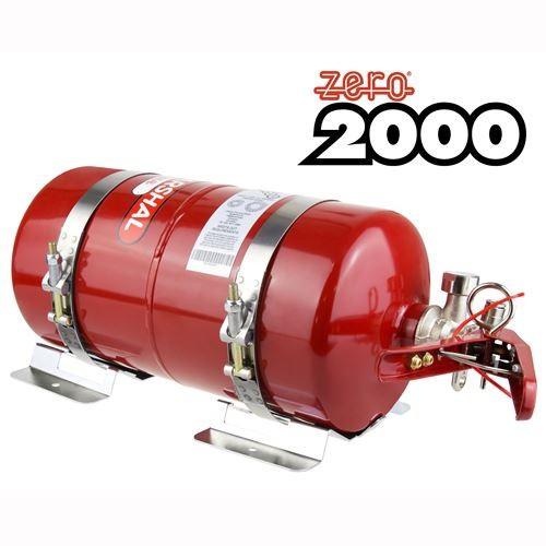 Lifeline Zero2000 Mechanical 4ltr Extinguisher System