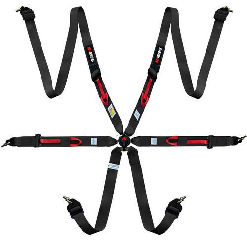 RRS R6 Light Evo HANS Specific Harness
