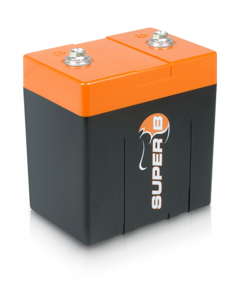 Super B 600A 10ah Battery