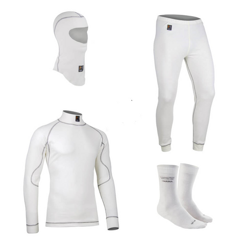 Marina M1 Underwear Kit (White/Black)