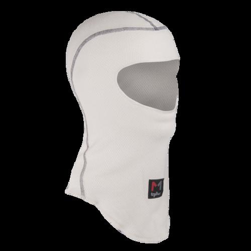 Marina M1 Professional Openface Balaclava (White/Black)