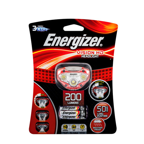 Energizer Vision HD LED Headlight