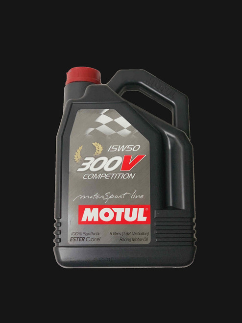 Motul 300V Competition 15w50 5 Litre