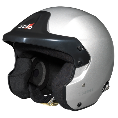 Stilo Trophy DES JET Composite HANS (No Intercom) - EARS Motorsports. Official stockists for Stilo-AA0110AG2M