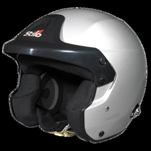 Stilo Trophy DES JET Composite HANS (No Intercom) - EARS Motorsports. Official stockists for Stilo-AA0110AG2M