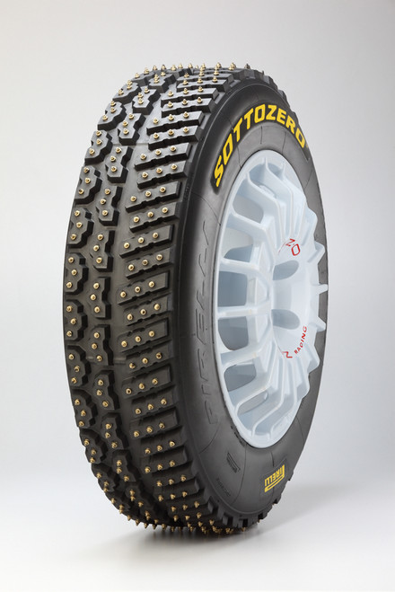 Pirelli Sottozero J1 Studded Winter Rally Tyre
