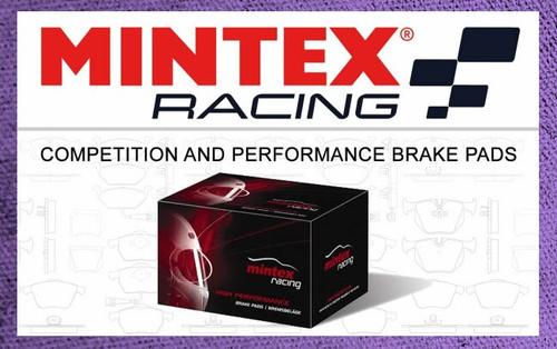 Mintex Rear Brake Pads (Red Brembo, Evo 5-9)