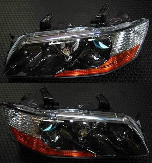 Mitsubishi Evo IX OEM HID Headlight Body