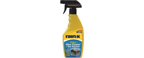 Rain-X Glass Cleaner & Rain Repellent (500ml)