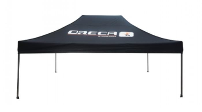 4.5x3mtr Service Tent Marquee (Black)