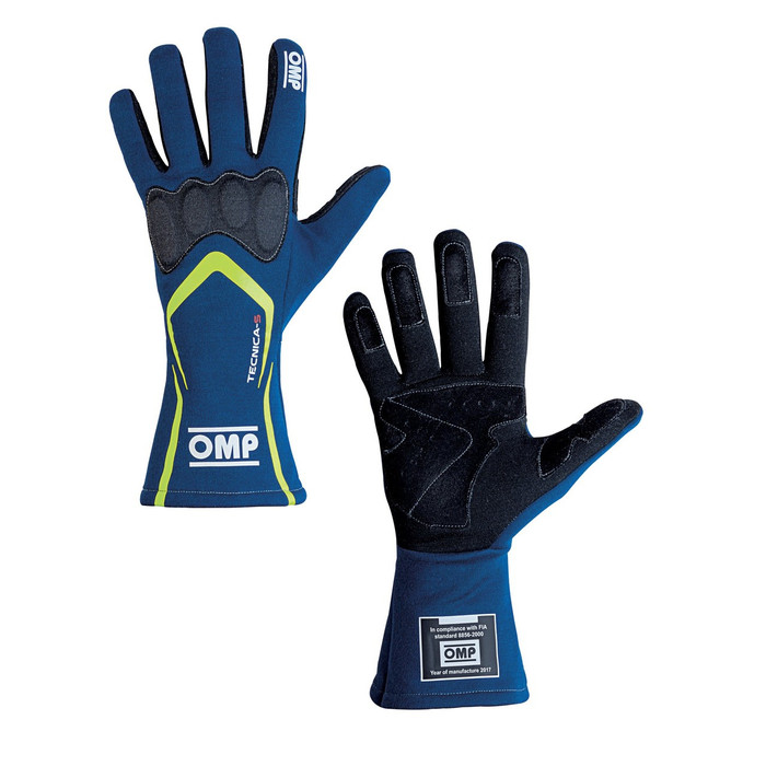 OMP TECNICA-S Gloves - EARS Motorsports. Official stockists for OMP-IB/764