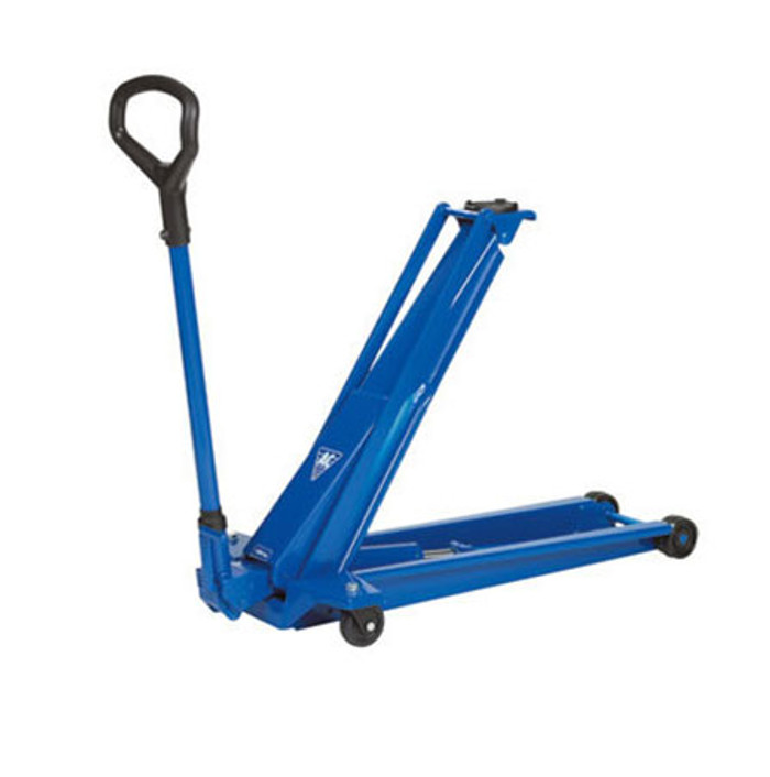 AC Hydraulic Low Entry, Long Reach, High Lift Jack - EARS Motorsports. Official stockists for AC Hydraulic-DK13