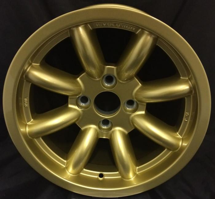 Revolution 8x15 ET0 8-Spoke Wheel - EARS Motorsports. Official stockists for Revolution-RVC960L4F2-12791xAO