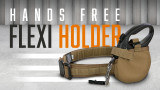 Hands-Free MOLLE Flexi Pouch