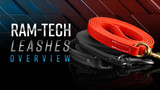 RAM-Tech Biothane Leashes- Extreme Leashes for Extreme Dogs