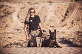 K9 Spotlight: Veronica Lees and K9 Wolfo