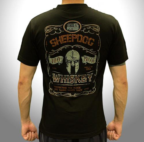 Sheepdog Whiskey T-Shirt
