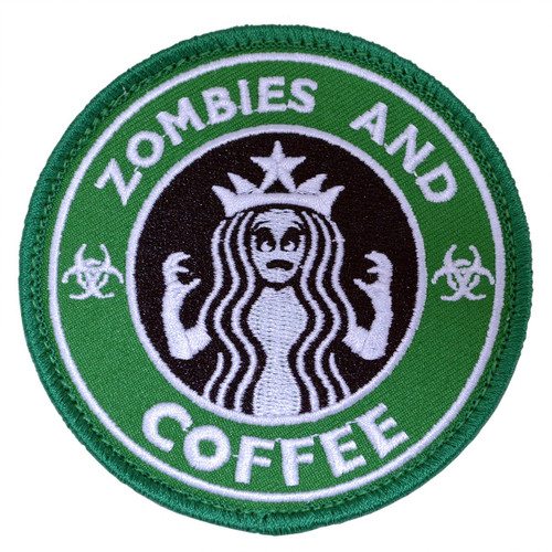Zombies and Coffee Morale Patch