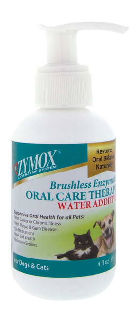 Zymox Oral Care Therapy Water Additive