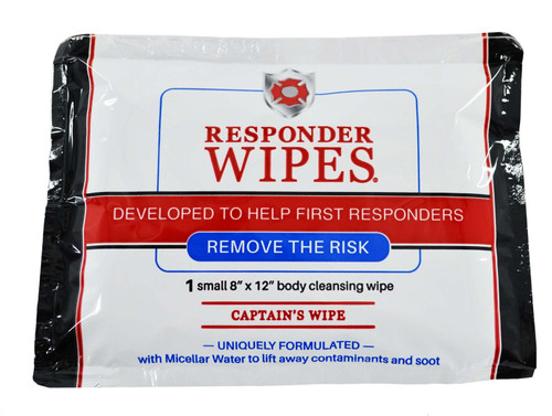 Responder Body Cleansing Wipes 16ct