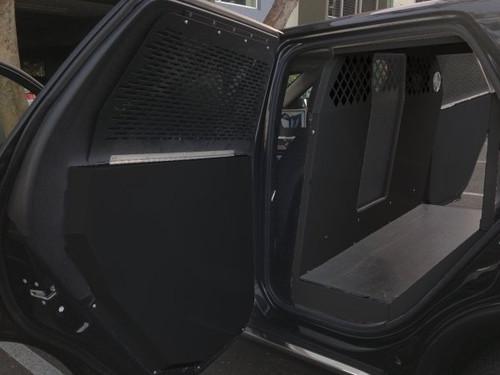 Havis 2011-2021 Dodge Durango K9 Transport Insert - Black