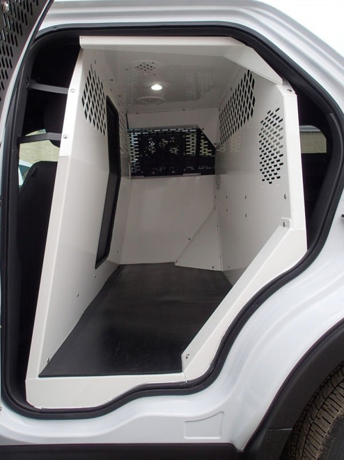 Havis K9 Insert Transport System 2013-2019 Ford Police Interceptor