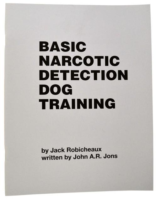 Basic Narc Detector Dog Training