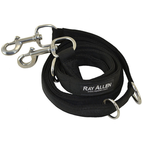 Tubular Nylon Police Lead
