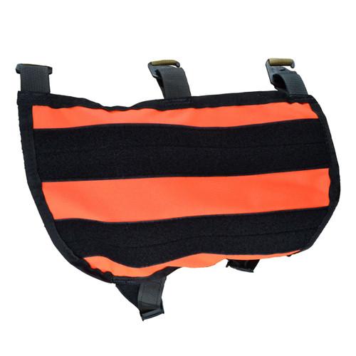 High Visibility 3 G-Hook Orange Side Panels