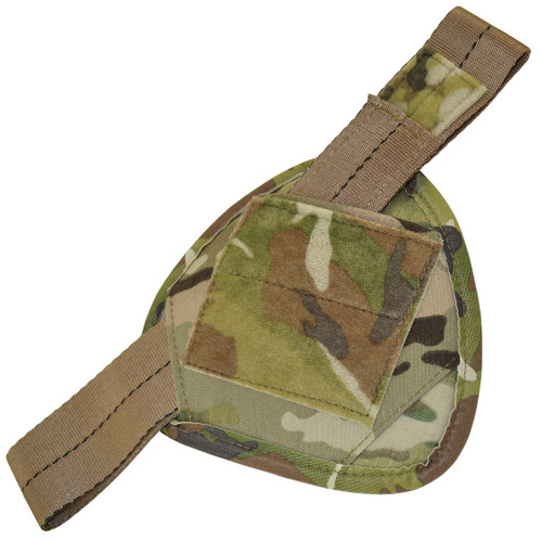 Modular Harness Breastplate and Adapter - Multicam