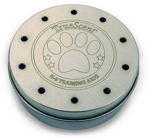 TrueScent K-9 Scent Training Aid Stash Box by Signature Science