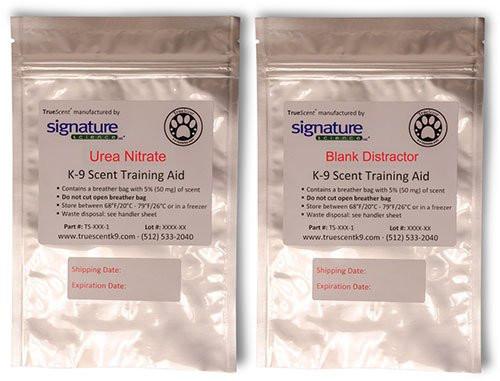 TrueScent Explosives K-9 Training Kit by Signature Science