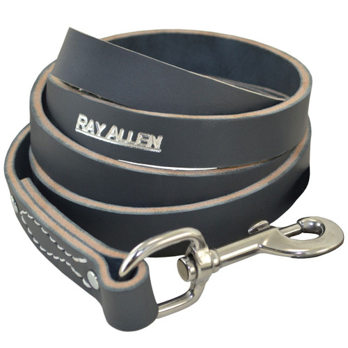 Grey Leather Agitation Lead