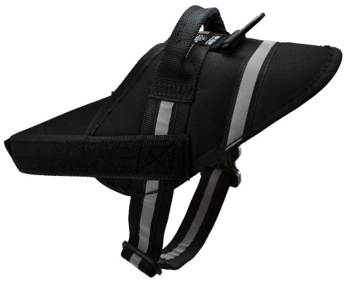 Kinetic Duty Harness with Reflective Strips