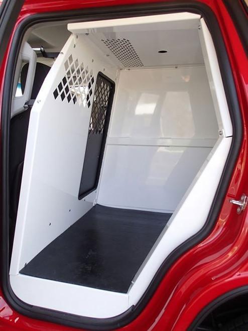 Havis 2015-2020 Chevrolet Tahoe K9 Divided Insert Prisoner Transport System