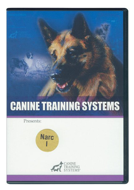 Narcotics Detector Training