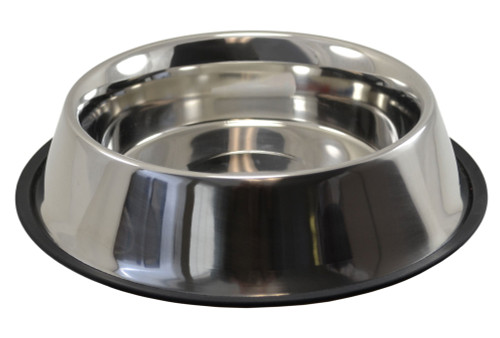 Stainless Steel No-Tip Feed Pans