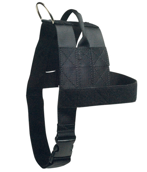 Search and Rescue Harness Black