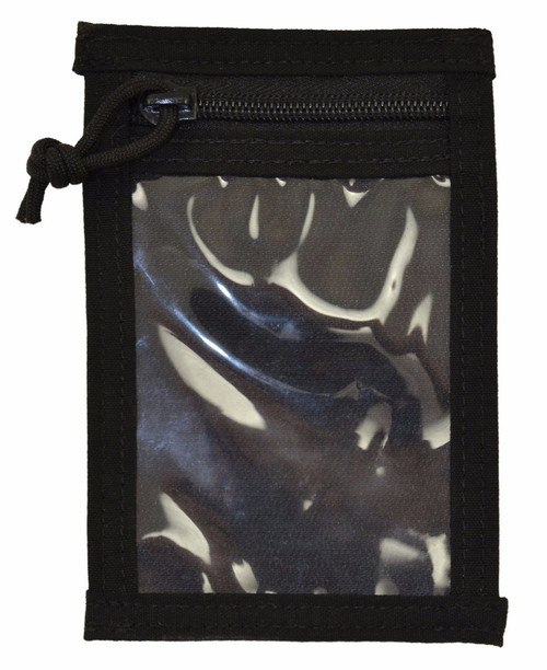 Velcro Top ID Pouch
