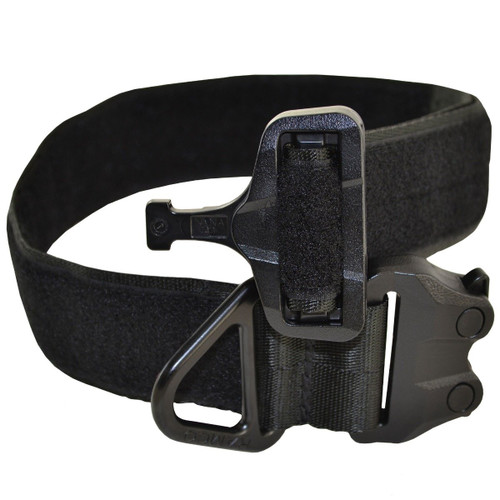 Nylon ID Service Collar with Plastic Buckle
