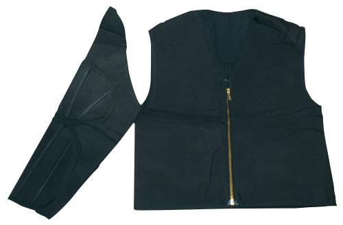 Nylon Padded Scratch Jacket