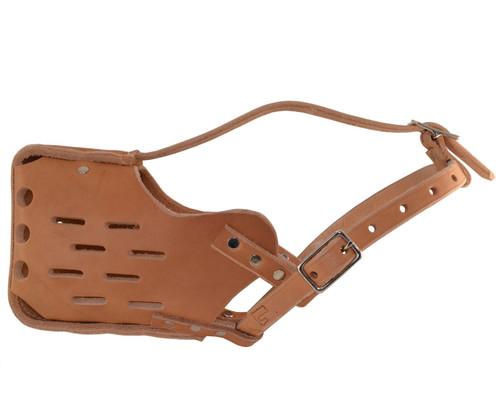 Standard Leather Muzzle