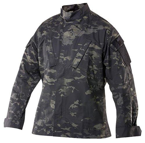 Tru-Spec Multicam Black TRU Shirt