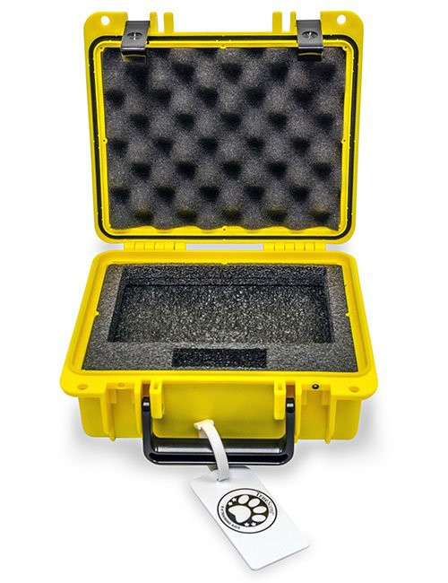 TrueScent K-9 Scent Training Aid Storage Case by Signature Science