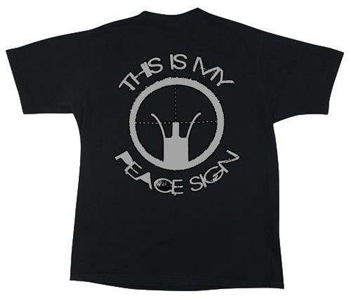 This Is My Peace Sign T-Shirt