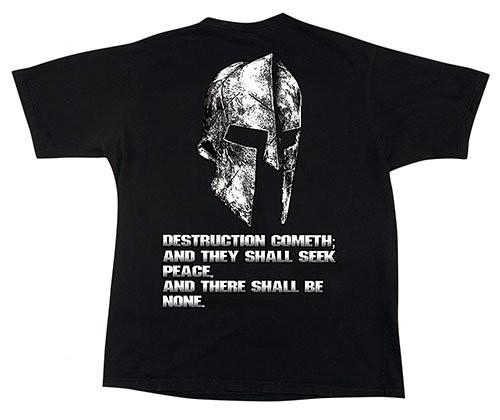 Destruction Cometh T-Shirt
