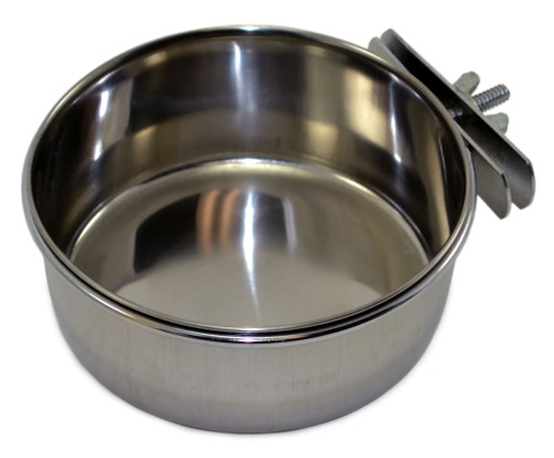 Stainless Steel Attachable Bowl