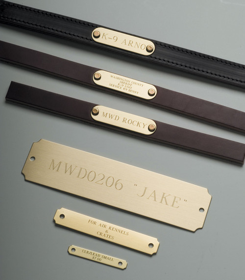 Personalized Name Plates