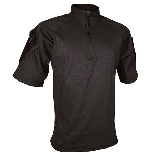Tru-Spec Short Sleeve 1/4 Zip Combat Shirt